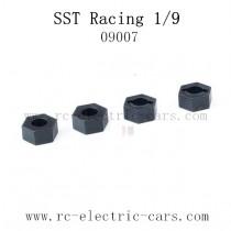 SST Racing 1/9 RC Car Parts-Hexagonal combiner