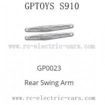 GPTOYS S910 Parts Rear Swing Arm