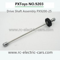 PXToys 9203 Car-Drive Shaft Assembly