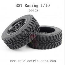 SST Racing 1/10 RC Car Parts-Wheels 09308