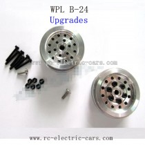 WPL B24 GAz-66 Upgrades-Metal Wheel Hub