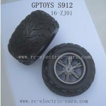 GPTOYS S912 Parts-Tire