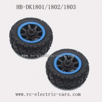 HD DK1801 1802 1803 Parts-Wheels Complete