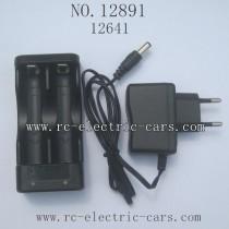 Haiboxing 12891 Car Parts-Charge Box+Charger