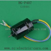 Heng Guan HG P-407 Parts 540 Motor G10401