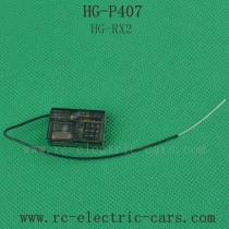 Heng Guan HG P-407 Parts Receiver Board HG-RX2