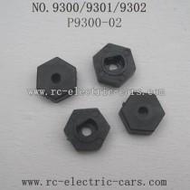 PXToys 9300 9302 9301 Car Parts Six corner Sets