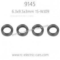 XINLEHONG 9145 1/120 RC Car Parts, Bearing 15-WJ09