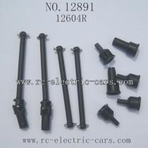 Haiboxing 12891 Car Parts-Dog Bone Drive Shaft