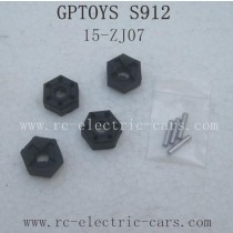 GPTOYS S912 Parts-Six Angel Connector