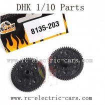 DHK HOBBY Parts-Big Gear 8135-203
