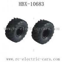 HBX 10683 Car Parts Wheels Complete