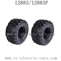 HBX 12883 12883P Parts Wheels Complete