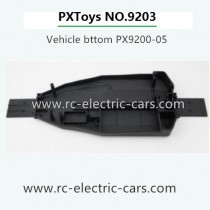PXToys 9203 Car- Bottom Board