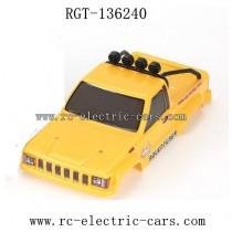 RGT Adventurer 136240 Parts-Car Body Shell Yellow