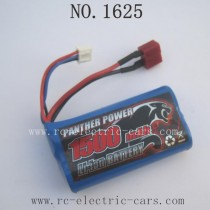 REMO HOBBY 1625 ROCKET Parts-Battery
