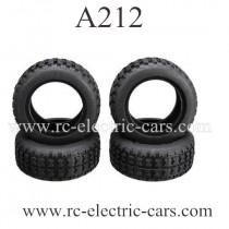 WLToys A212 Desert Truck Tires