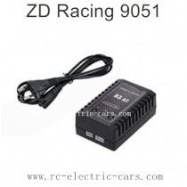 ZD Racing 9051 Parts-Charger Box