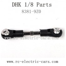 DHK HOBBY 8384 Parts-Servo Connect Rod 8381-9Z0