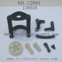 Haiboxing 12891 Car Parts-Steering Bushings 12602R