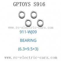 GPTOYS S916 Parts BEARING 911-WJ09