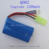 XINLEHONG Toys Q902 Upgrade Parts Battery 1200mAh