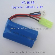 XINLEHONG TOYS 9135 Upgrade Parts Battery 1200mAh