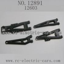 Haiboxing 12891 Car Parts-Suspension Arms