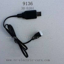 XINLEHONG TOYS 9136 Parts-USB Charger 30-DJ04