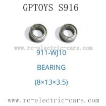 GPTOYS S916 Parts BEARING 911-WJ10