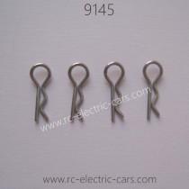 XINLEHONG Toys 9145 R-shape Shell Pin Parts