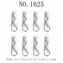REMO 1625 Parts-Body Clips