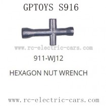 GPTOYS S916 Parts HEXAGON NUT WRENCH