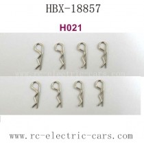HBX-18857 Car Parts Small Body Clips