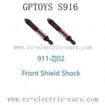 GPTOYS S916 Parts Front Shield Shock