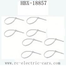 HBX-18857 Car Parts Small Zip Ties