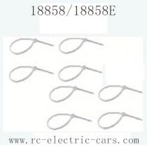 HBX 18858 Car Parts Zip Ties