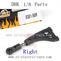 DHK HOBBY 8381 Parts-Upper Arms 8381-50R