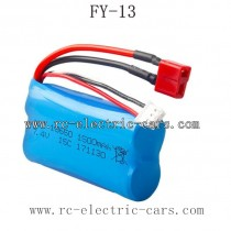 FEIYUE FY13 Parts 7.4V 1500mAh Battery