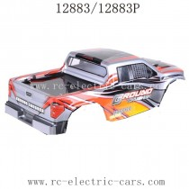 HBX 12883 12883P Parts Body Shell
