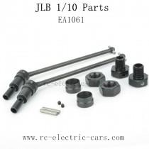 JLB Racing parts Bone Dog Shaft CVD EA1061