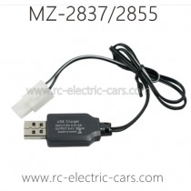 MZ 2837 2855 RC Car Parts-USB Charger