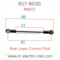 RGT 86100 Rock Crawler Parts-Rear Lower Connect Rod