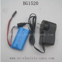 SUBOTECH BG1520 Battery and Charger Parts