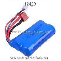 WLToys 12429 Parts-7.4V Battery