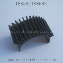 HBX 18858 Car Parts Motor Heat sink