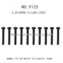 XINLEHONG Toys 9125 parts-Round Headed Screw 15-LS08
