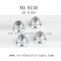 xinlehong toys 9130 car-Locknut 30-WJ08 upgrade