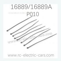HAIBOXING HBX 16889 16889A Parts Zip Ties P010