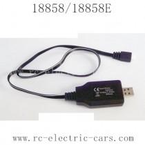 HBX 18858 Car Parts USB Charger